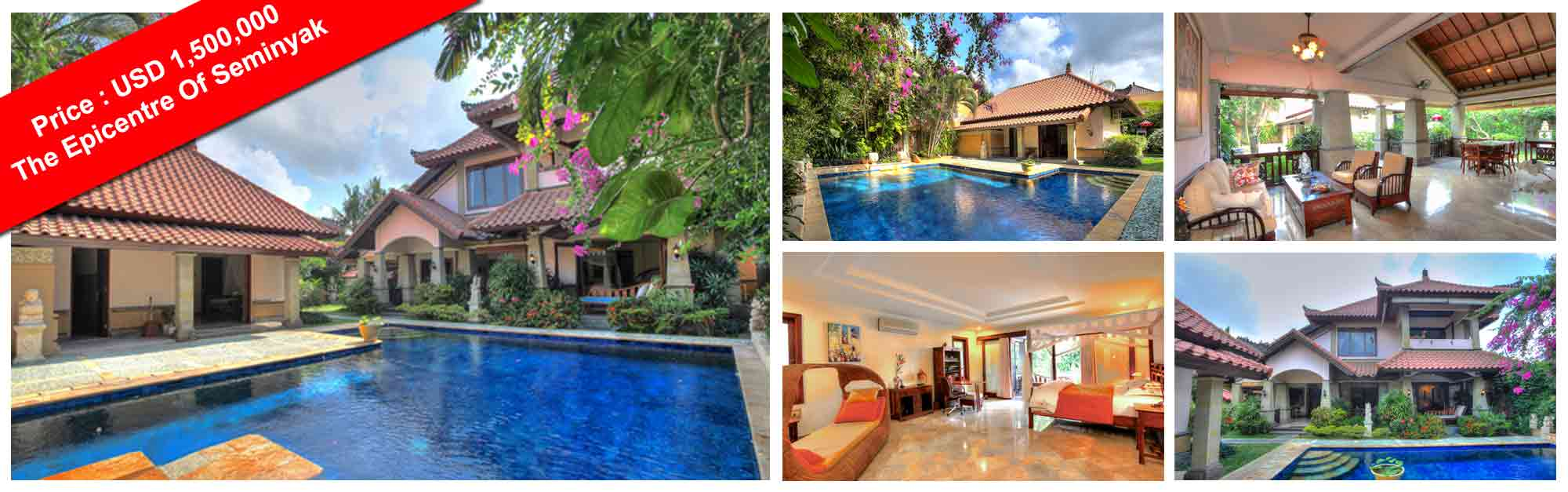 Homes Listings In Bali
