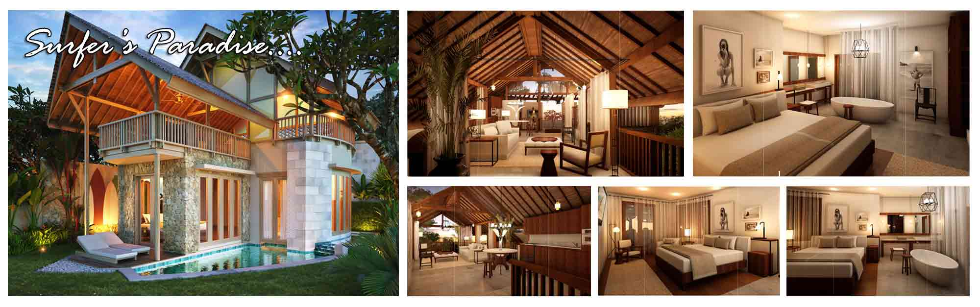 Luxury Villa in Bali for Sale
