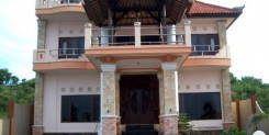 Villas In Bukit Jimbaran Bali For Sale | The Exterio