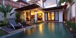 PRIVATE VILLA COMPLEX IN SEMINYAK