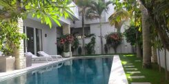 The Exterior | Bali Home Rental