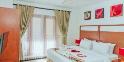 APARTMENT IN THE HEART OF KUTA WITH OCEAN VIEW