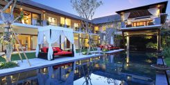 SPECTACULAR 5 STAR RENTAL VILLA