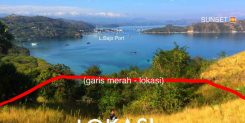 LAND FOR SALE IN THE MAIN STREET OF LABUAN BAJO