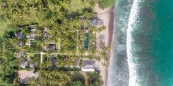 BEACHFRONT RESORT IN LOMBOK INDONESIA