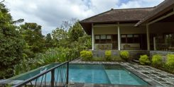 TRANQUILITY OF MODERN BALINESE VILLA