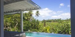 FREEHOLD SERENITY VILLA WITH STUNNING RICE FIELD VIEWS
