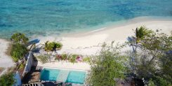 ABSOLUTE BEACH FRONT PROPERTY IN GILI MENO