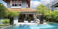 LUSH TROPICAL STYLE VILLA IN THE HEART OF SEMINYAK
