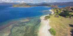 LAND FOR SALE IN GILI ASAHAN (LOMBOK) – ABSOLUTE BEACH FRONT