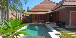 TWO BEDROOM VILLA BEACH SIDE SANUR