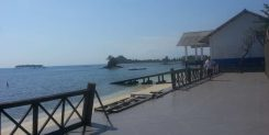 BEAUTIFUL FREEHOLD BEACH FRONT LAND IN LOMBOK IDR 237M/ARE