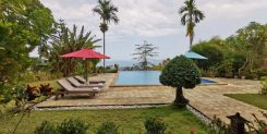 TRANQUIL FREEHOLD BALINESE STYLE VILLA WITH SPECTACULAR VIEWS NEAR LOVINA
