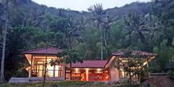 COZY 3 BEDROOM VILLA IN LUSH MOUNTAIN, LOMBOK