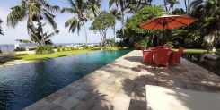 GORGEOUS BEACH FRONT 4 BEDROOM VILLA IN NORTH BALI