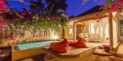 PRIVATE VILLA RETREAT IN GILI MENO