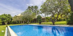 Freehold Estate with amazing rice field views in Pererenan