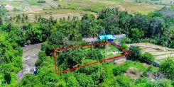 Exclusive plot of Freehold land for sale - Nyanyi Beach.