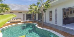 Perfect lock up and go family home or rental property